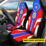 Car Seat Covers (Set of 2) 'Puerto Rico' Cranid-X1