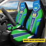 Car Seat Covers (Set of 2) 'Sierra Leone' Cranid-X1