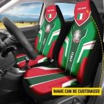 Car Seat Covers (Set of 2) 'Italy' Cranid-X1
