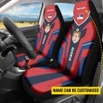 Car Seat Covers (Set of 2) 'Serbia' Cranid-X1