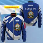 3D Bomber Jacket - Limited Edition - Honduras