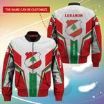 3D Bomber Jacket - Limited Edition - Lebanon