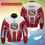 3D Bomber Jacket - Limited Edition - Nepal