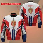 3D Bomber Jacket - Limited Edition - Norway