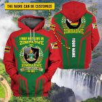 3D All-over Printed Apparels 'Zimbabwe' Crovell-X9