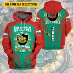 3D All-over Printed Apparels 'Bulgaria' Crovell-X9