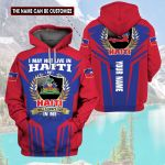 3D All-over Printed Apparels 'Haiti' Crovell-X9