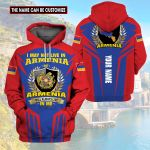 3D All-over Printed Apparels 'Armenia' Crovell-X9
