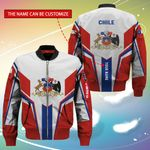 3D Bomber Jacket - Limited Edition - Chile