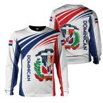 3D Tshirt, Polo and Long sleeve - Dominican