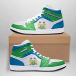 JD1 - Shoes & Sneakers 'Sierra Leone' Wadoles-X1