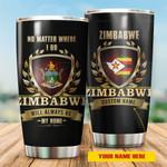 3D All-over Printed Tumbler 'Zimbabwe' Yirado-X2