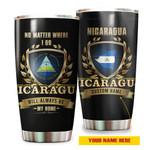 3D All-over Printed Tumbler 'Nicaragua' Yirado-X2