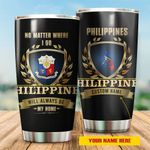 3D All-over Printed Tumbler 'Philippines' Yirado-X2