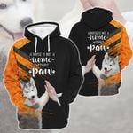 3D Apparel - Life is better with Alaskan Malamute