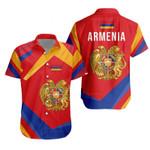 3D Hawaii Shirt & Short - Armenia - X3
