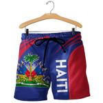 3D Tshirt, Polo and Long sleeve - Haiti
