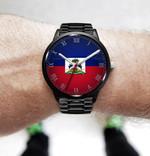 Premium Watch - Haiti - Limited edition