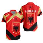 3D Hawaii Shirt & Short - Albania - Y3