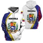 3D All-over Printed Apparels 'Venezuela' Crovell-X1