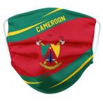 Fabric Face Mask 'Cameroon' Idagon-X1