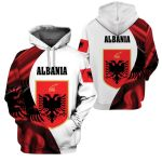 3D All-over Printed Apparels 'Albania' Crovell-X1