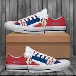 Unisex Low-Top Shoe & Sneaker 'Serbia' Sterin-X1