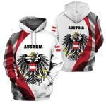 3D All-over Printed Apparels 'Austria' Crovell-X1