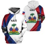 3D All-over Printed Apparels 'Haiti' Crovell-X1
