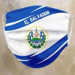 Fabric Face Mask 'El Salvador' Idagon-X1