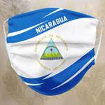 Fabric Face Mask 'Nicaragua' Idagon-X1