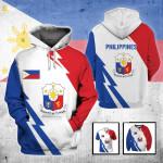 3D Hoodie, Zip hoodie, Sherpa hoodie - Philippines - X1