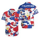 3D Hawaii Shirt & Short - Philippines - Y3