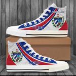 Unisex High-Top Shoe & Sneaker 'Cuba' Huning-X1