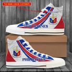 Unisex High-Top Shoe & Sneaker 'Philippines' Huning-X1