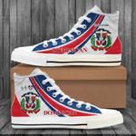 Unisex High-Top Shoe & Sneaker 'Dominican Republic' Huning-X1