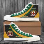 Unisex High-Top Shoe & Sneaker 'Jamaica' Huning-X1
