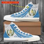 Unisex High-Top Shoe & Sneaker 'Guatemala' Huning-X1