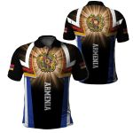 3D All-over Printed Apparels 'Armenia' Crovell-X2
