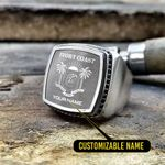 Silver Ring 'Ivory Coast' Stosal-X1