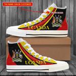 Unisex High-Top Shoe & Sneaker 'Uganda' Huning-X1