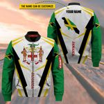 3D All-over Printed Apparels 'Jamaica' Crovell-X4