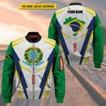 3D All-over Printed Apparels 'Brazil' Crovell-X4