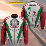 3D All-over Printed Apparels 'Italy' Crovell-X4