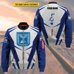3D All-over Printed Apparels 'Israel' Crovell-X4