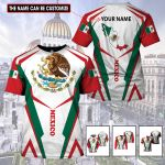3D All-over Printed Apparels 'Mexico' Crovell-X4