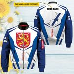 3D All-over Printed Apparels 'Finland' Crovell-X4
