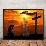 When God Called You Canvas - Christian Canvas - Jesus Art Decor - Home Living