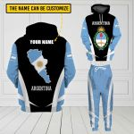 3D All-over Printed Apparels 'Argentina' Crovell-X3