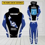3D All-over Printed Apparels 'Israel' Crovell-X3
